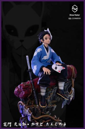 【Preorder】ShowMaker Studio Demon Slayer Tanjirou Resin Statue