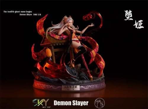 【Preorder】Sky Top Studio x Sex Studio Demon Slayer Daki Resin Statue