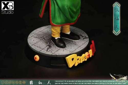 【Preorder】XBD Studio Dragon Ball Crane Immortal Resin Statue