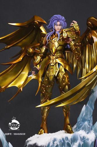 【Preorder】WWF Studio Saint Seiya Gold Saint Gemini SAGA Resin Statue