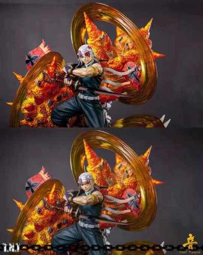 【Preorder】TNT Studio Demon Slayer Uzui Tengen Resin Statue