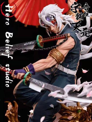 【Preorder】HeroBelief Studio Demon Slayer Uzui Tengen Resin Statue