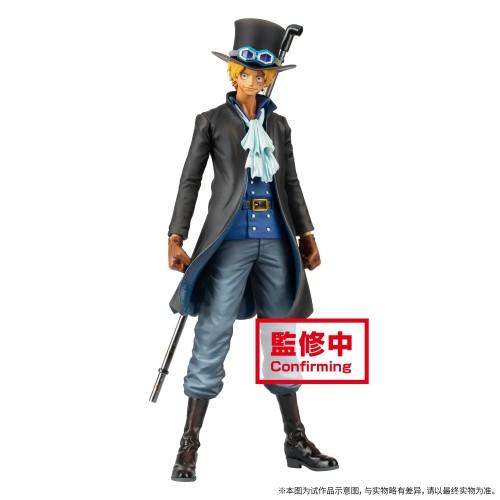【Preorder】Banpresto One Piece MSP Sabo PVC Statue