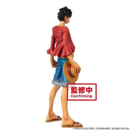 【Preorder】Banpresto One Piece MSP Luffy PVC Statue