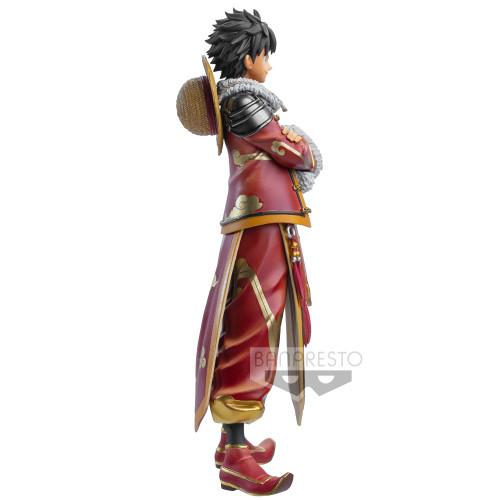 【Preorder】Banpresto One Piece DXF Chinese Style Luffy PVC Statue