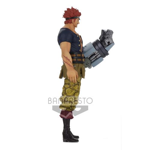 【Preorder】Banpresto One Piece DXF Eustass Kid PVC Statue