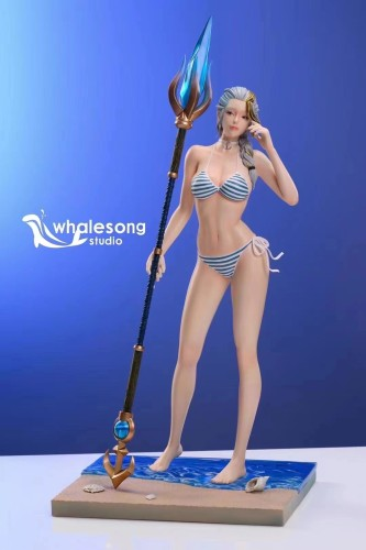 【Preorder】Whalesong WOW Jainal 1/6 Resin Statue