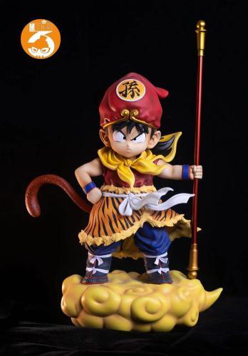【Preorder】M3 Studio Dragon Ball Tiger Skin Gohan Resin Statue