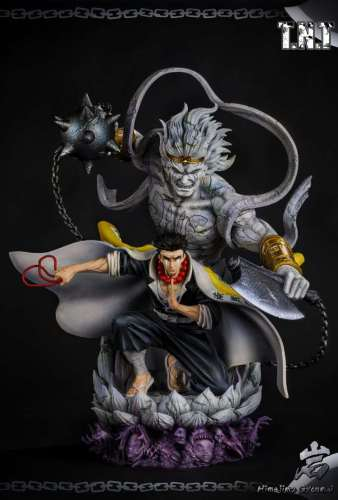 TNT Studio Demon Slayer Himejima Gyoumei Resin Statue Ex Balance
