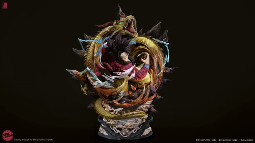 【Preorder】Last Sleep Studio Dragon Ball Super Saiyan 4 Resin Statue