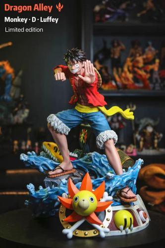 【Preorder】Dragon Alley Studio One Piece Luffy Resin Statue