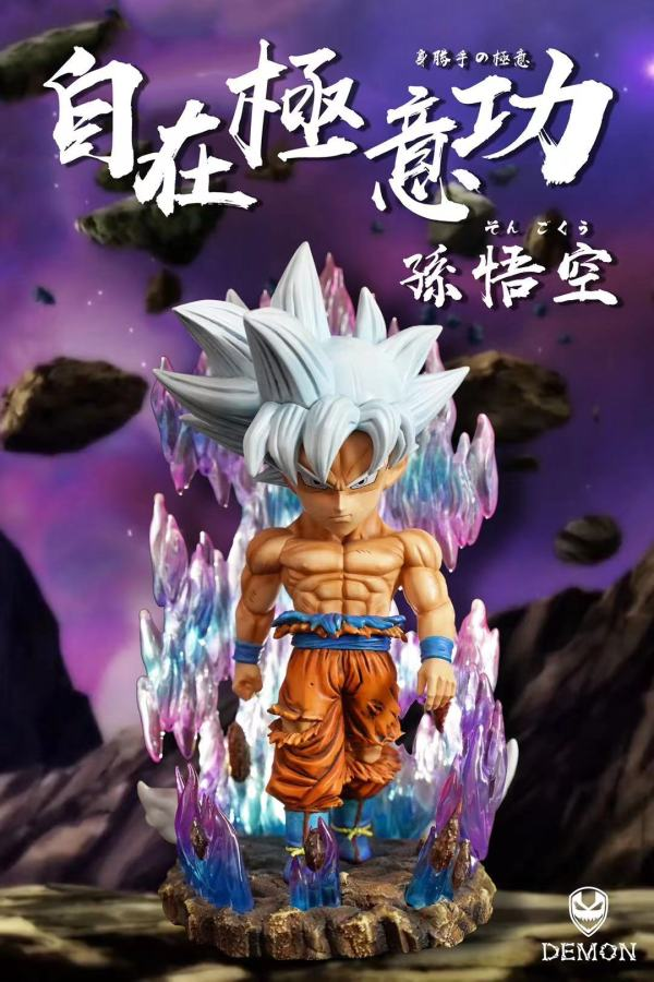 【Preorder】Demon Studio Dragon Ball Migatte no Gokui Son Goku Resin Statue