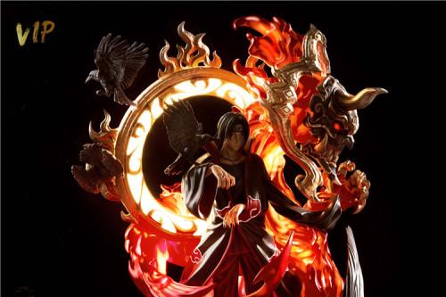 Big Gecko Studio Uchiha Itachi resin statue Balance Payment