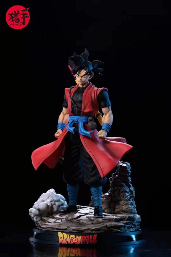 【Preorder】Hunter Studio Dragon Ball Hero Goku Resin Statue