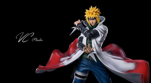 【Preorder】VS Studio Naruto Namikaze Minato resin statue