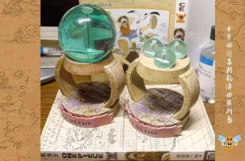 【Preorder】WASP Studio ONE PIECE Navigation record pointer Resin Statue