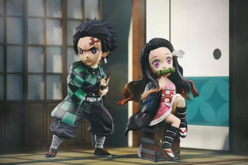 【Preorder】G5 Studio Demon Slayer Tanjirou&Nezuko Resin Statue