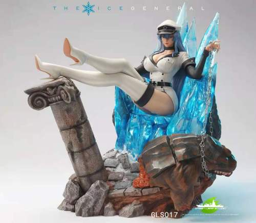 【Preorder】Green Leaf Studio The Ice General Resin Statue