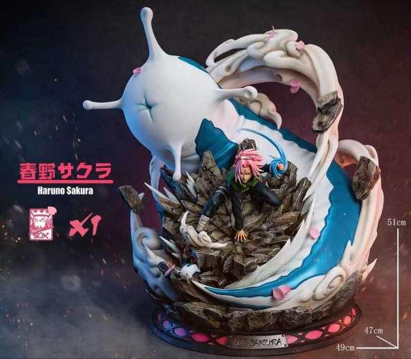 【Preorder】BOX Studio NARUTO Haruno Sakura Resin Statue