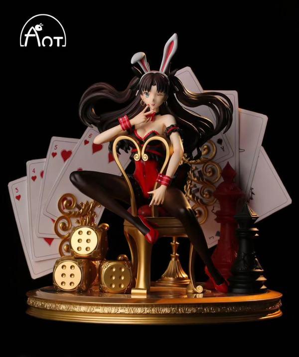 【Preorder】Ant Studio Fate/stay night Tohsaka Rin Bunny Girl Resin Statue