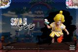 【Preorder】YZ Studio ONE PIECE Wano Country Living Theatre Sanji Resin Statue