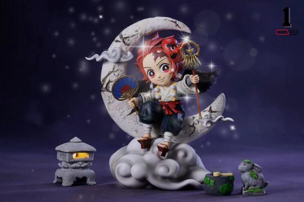 【Preorder】Rounie1 Studio Demon Slayer Tanjirou Resin Statue