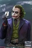 "【Preorder】Infinity Studio x Penguin Toys DC Series Life Size Bust ""The Dark Knight"" The Joker"