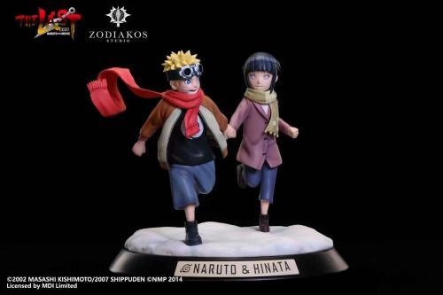 【Preorder】Zodiakos Studio NARUTO The Last Uzumaki Naruto Copyright Resin Statue