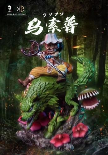【Preorder】Xs Studios & Yang Studios ONE PIECE Usopp Resin Statue