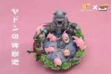 【Preorder】DM Studio x Stone Studio Pokemon Slowbro Resin Statue