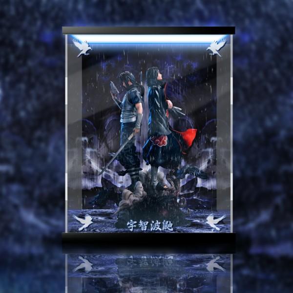 【In Stock】CW Studio Naruto Itachi Resin Statue Acrylic Display Box