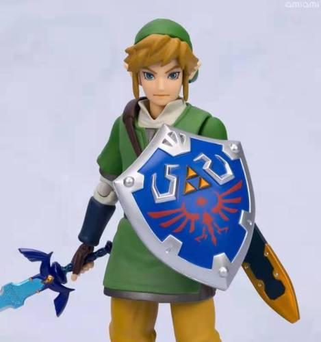 【Preorder】 Figma The Legend of Zelda  Link PVC Statue