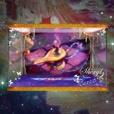 【In Stock】Alphe X Omega The Super Dimension Fortress Macross Sheryl Nome pvc figure Acrylic Display Box