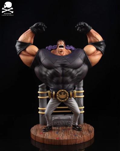 【Preorder】Master Studio One Piece Fighting Champion Jesus Burgess Resin Statue