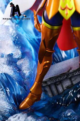【Preorder】M.A.S Saint Seiya Third bullet  Poseidon resin statue