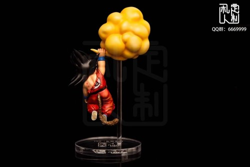 【Preorder】SRDZ Studio Dragon Ball Tenacious Goku Simple Version Resin Statue