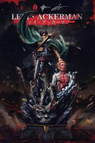 【Preorder】LC Studio Attack on Titan The Strongest Levi·Ackerman 2.0 Resin Statue