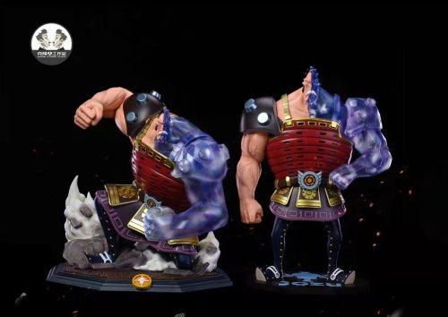 【Preorder】Clone Studio One Piece Whitebeard Pirates Jozu Resin Statue