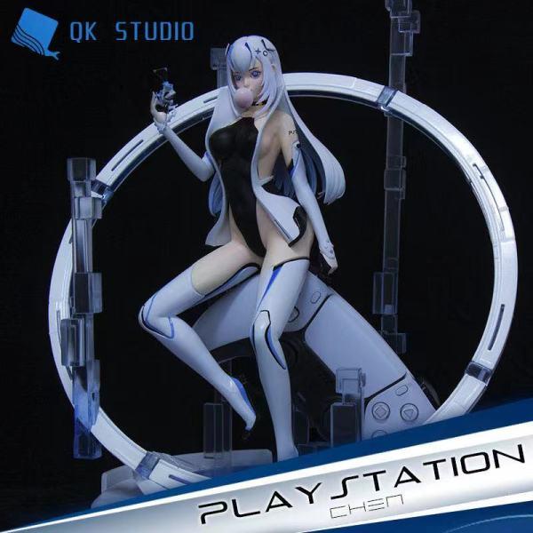 【Preorder】QK Studio PS5 Anthropomorphic Resin Statue