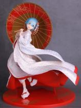【Preorder】SSF Life in a different world from zero Rem White scale PVC Figure