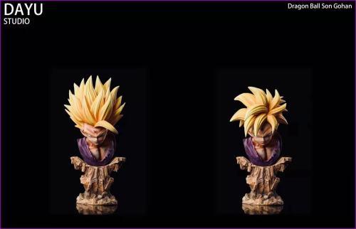 【Preorder】DA YU Studio Dragon Ball Angry  Saiyan Son Gohan Resin Statue