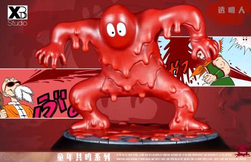 【In Sock】XBD Studio Dragon Ball Transparent Person Resin Statue