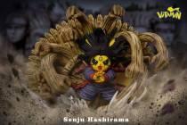 【In Stock】Vitamin Studio Pokemon Pikachu cosplay Naruto Senju Hashirama Resin Statue