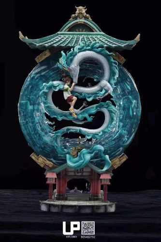 Up Studio ogino chihiro resin statue Balance Payment