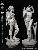 【Preorder】Model studio x Krenz x Ruan Anna & Rita BORDER HUNTER-GIRL Resin Statue