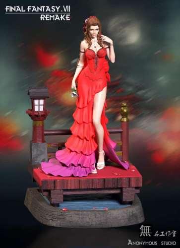 【In Stock】Anonymous Studio FF7 Aerith Resin Statue
