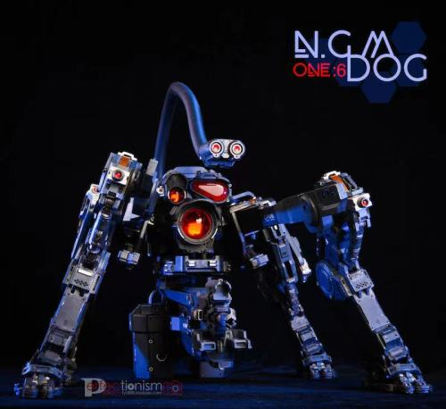 【In Stock】C-play N.G.M DOG Resin Statue