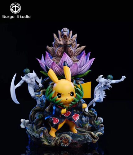 【Preorder】Surge Studio Pikachu cosplay NARUTO Zetsu Resin Statue
