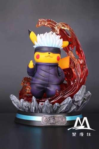 【Preorder】JMS Studio Pikachu cosplay Jujutsu Kaisen Gojo Satoru Resin Statue
