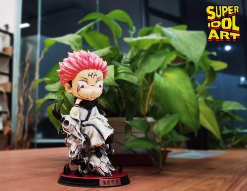 【Preorder】Superidol Studio Jujutsu Kaisen Ryomen Sukuna Resin Statue